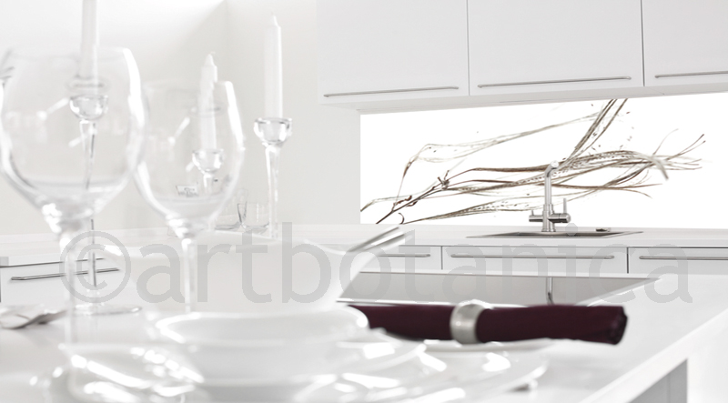 Bildmotive s/w und sepia | Küchenrückwand
